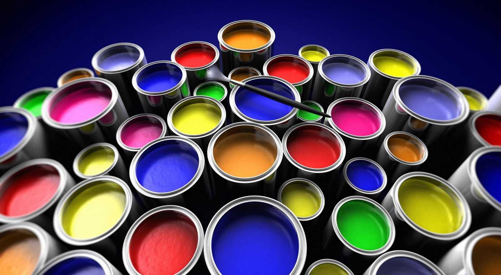 Алкидые краски