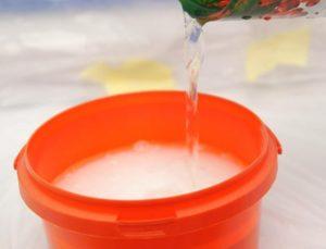 Как разводить акриловые краски