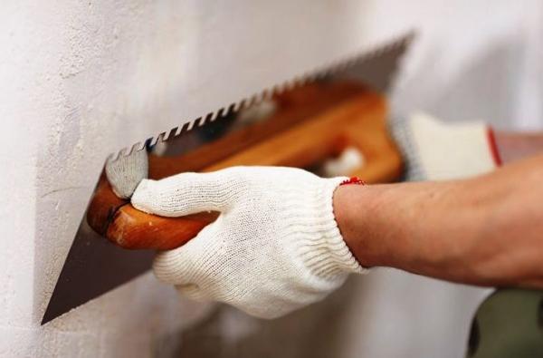 Шпаклевание стен из гипсокартона