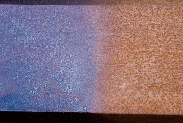 Удаляем ржавчину с металла перед покраской
