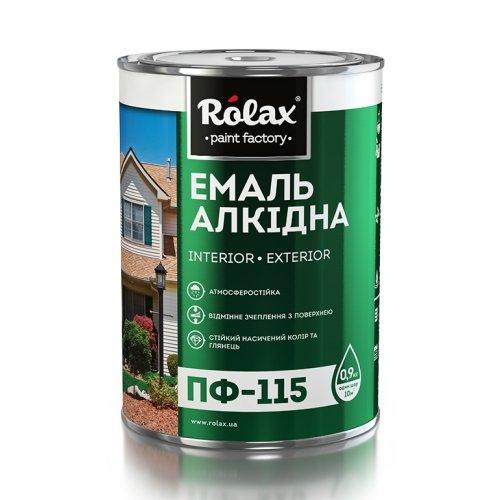 Алкидная эмаль Rolax